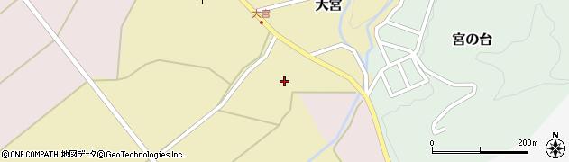 山形県西置賜郡小国町大宮71周辺の地図