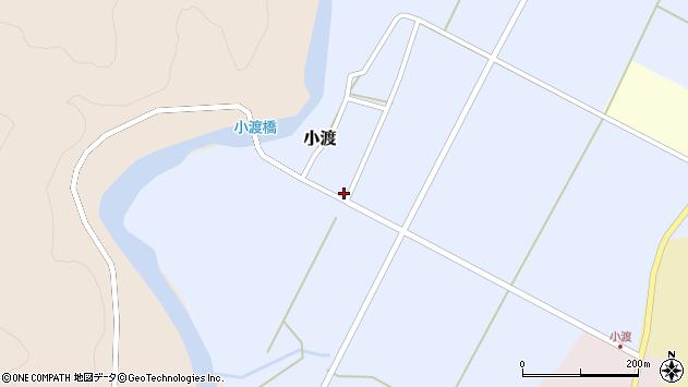 山形県西置賜郡小国町小渡276周辺の地図