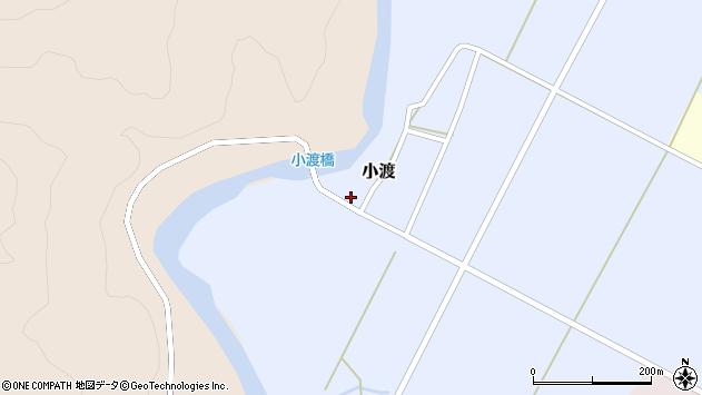 山形県西置賜郡小国町小渡291周辺の地図