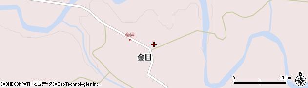 山形県西置賜郡小国町金目271周辺の地図