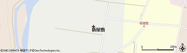 山形県西置賜郡小国町新屋敷234周辺の地図