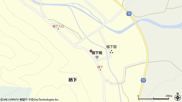 山形県上山市楢下1238周辺の地図
