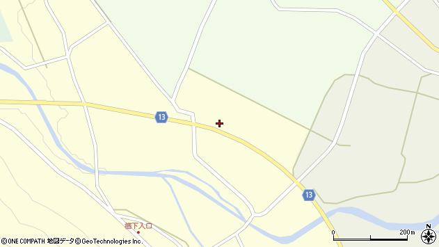 山形県上山市楢下元屋敷1228周辺の地図