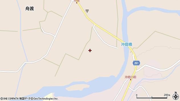 山形県西置賜郡小国町舟渡364周辺の地図
