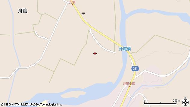 山形県西置賜郡小国町舟渡360周辺の地図