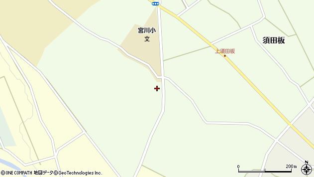 山形県上山市楢下元屋敷1661周辺の地図