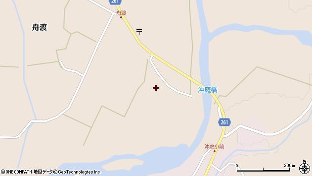 山形県西置賜郡小国町舟渡307周辺の地図