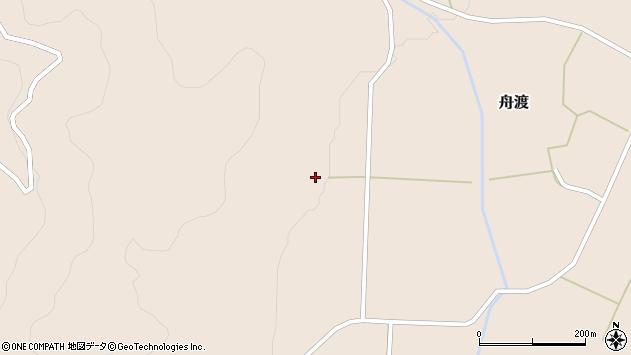 山形県西置賜郡小国町舟渡1134周辺の地図