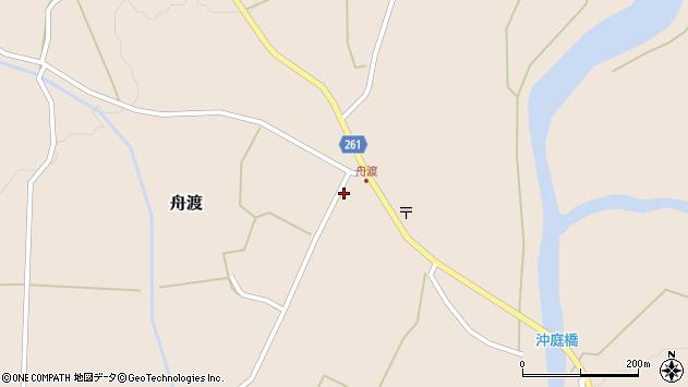 山形県西置賜郡小国町舟渡397周辺の地図