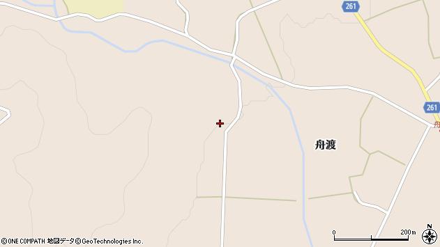 山形県西置賜郡小国町舟渡938周辺の地図