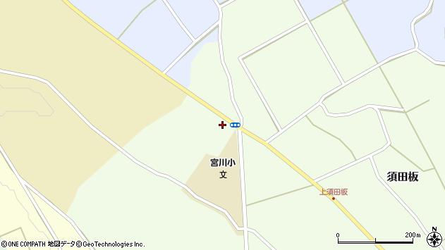 山形県上山市須田板774周辺の地図