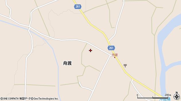 山形県西置賜郡小国町舟渡535周辺の地図