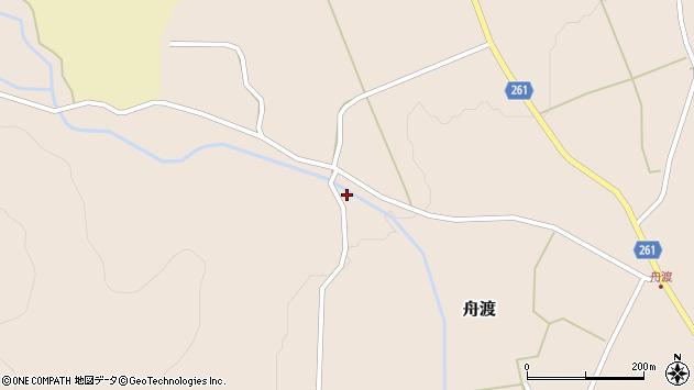 山形県西置賜郡小国町舟渡980周辺の地図