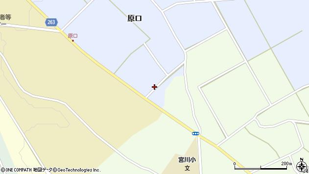 山形県上山市原口327周辺の地図