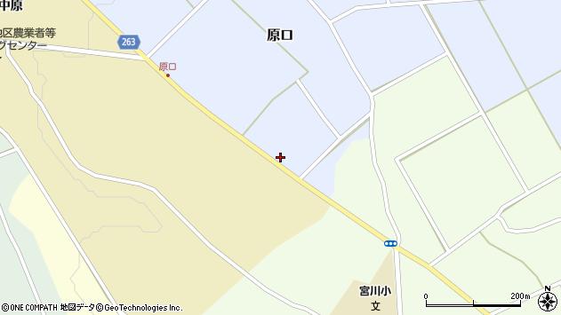 山形県上山市原口326周辺の地図