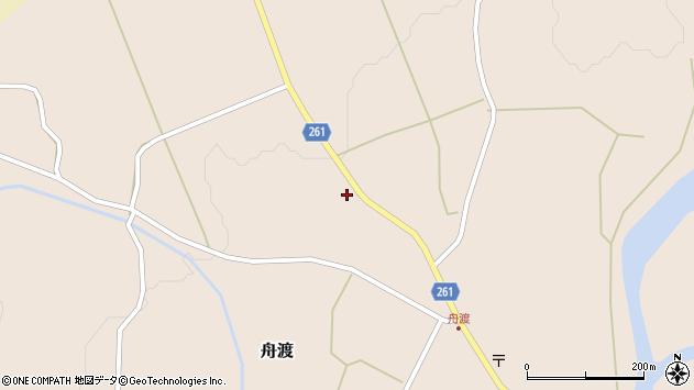 山形県西置賜郡小国町舟渡428周辺の地図