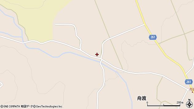 山形県西置賜郡小国町舟渡760周辺の地図