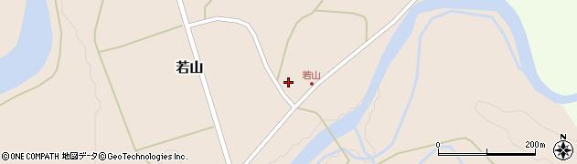 山形県西置賜郡小国町若山316周辺の地図