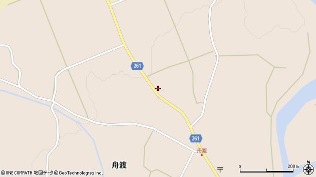 山形県西置賜郡小国町舟渡436周辺の地図