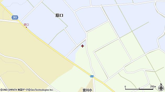 山形県上山市原口498周辺の地図