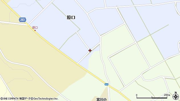 山形県上山市原口330周辺の地図