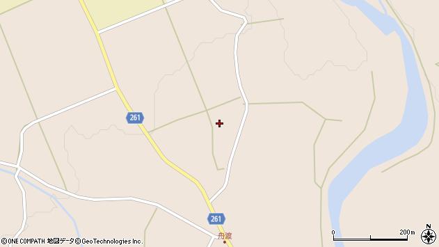 山形県西置賜郡小国町舟渡246周辺の地図