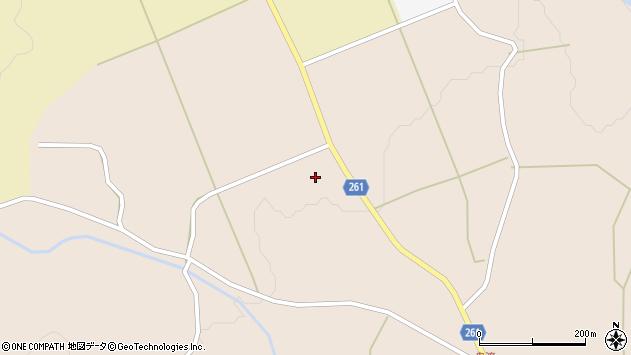 山形県西置賜郡小国町舟渡462周辺の地図