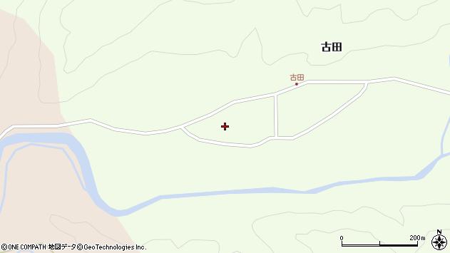 山形県西置賜郡小国町古田449周辺の地図