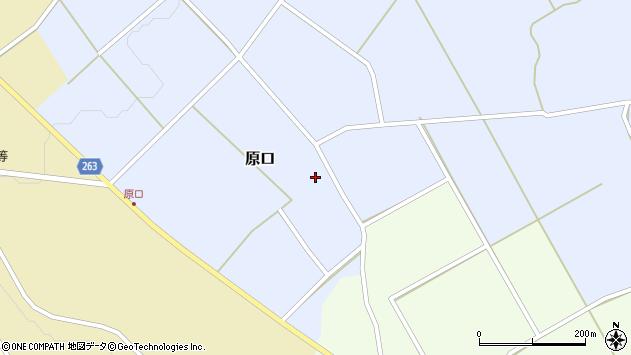山形県上山市原口473周辺の地図