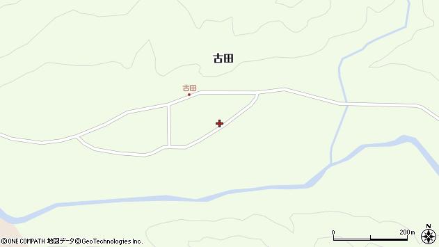 山形県西置賜郡小国町古田351周辺の地図