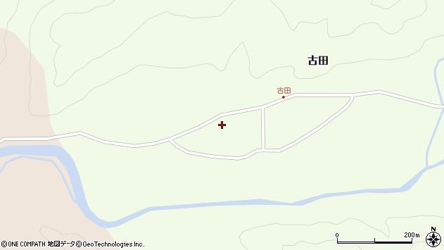 山形県西置賜郡小国町古田432周辺の地図