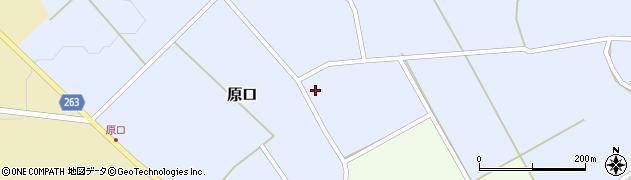 山形県上山市原口569周辺の地図