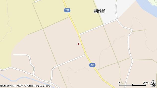 山形県西置賜郡小国町舟渡473周辺の地図