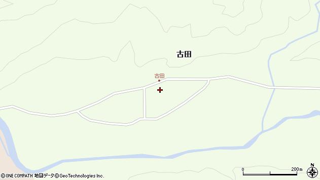 山形県西置賜郡小国町古田366周辺の地図