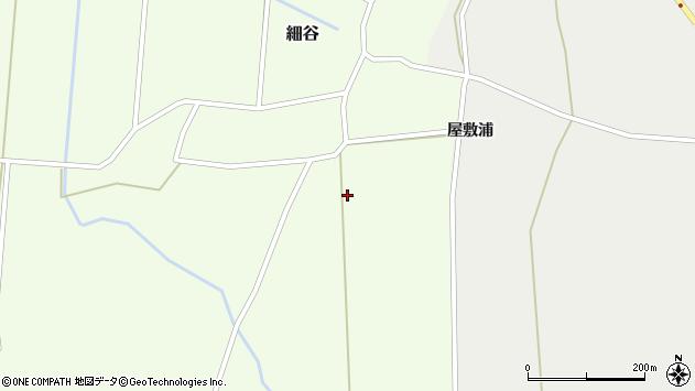 山形県上山市細谷237周辺の地図