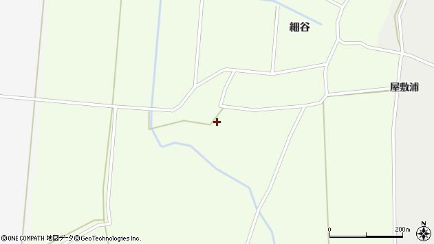 山形県上山市細谷809周辺の地図