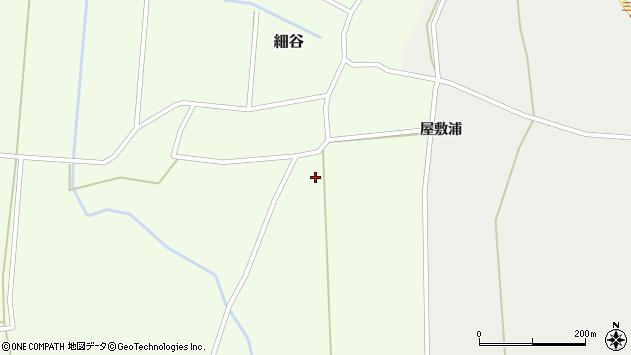 山形県上山市細谷241周辺の地図