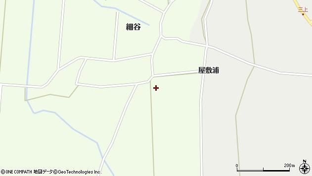 山形県上山市細谷上原737周辺の地図