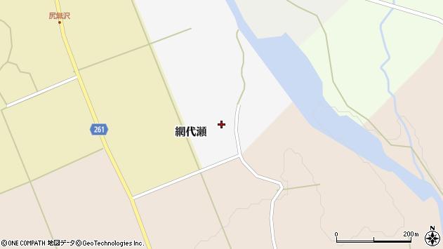 山形県西置賜郡小国町網代瀬76周辺の地図