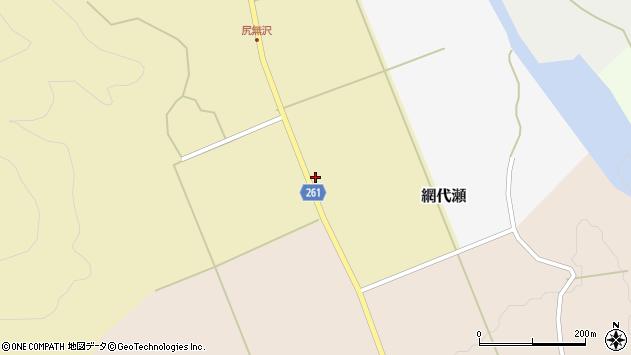 山形県西置賜郡小国町尻無沢231周辺の地図