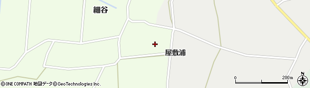山形県上山市細谷1426周辺の地図