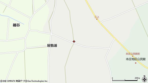 山形県上山市三上889周辺の地図