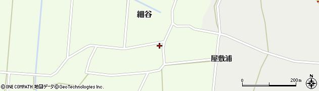 山形県上山市細谷6周辺の地図