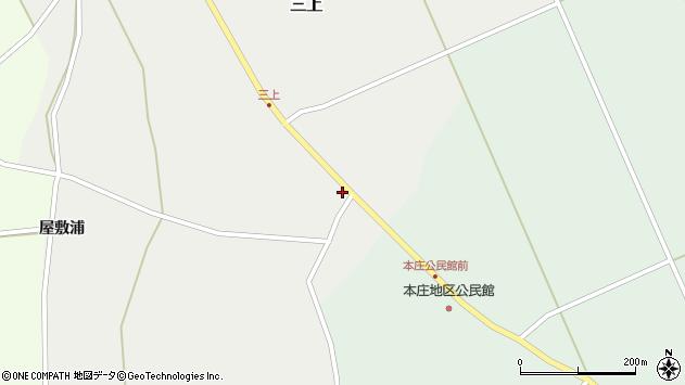 山形県上山市三上高野1058周辺の地図