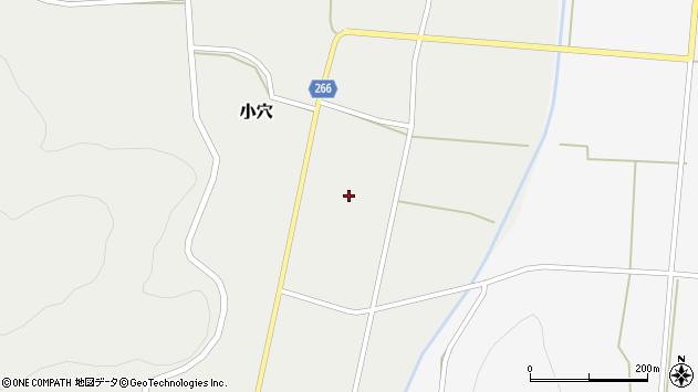 山形県上山市小穴781周辺の地図