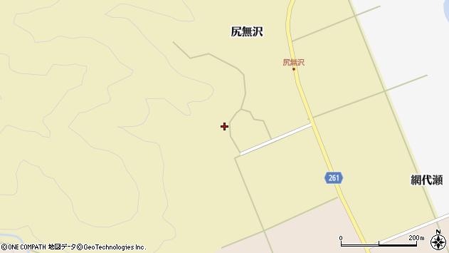 山形県西置賜郡小国町尻無沢395周辺の地図