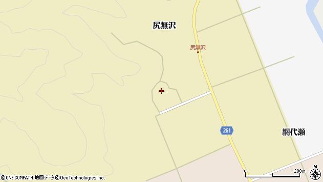 山形県西置賜郡小国町尻無沢391周辺の地図