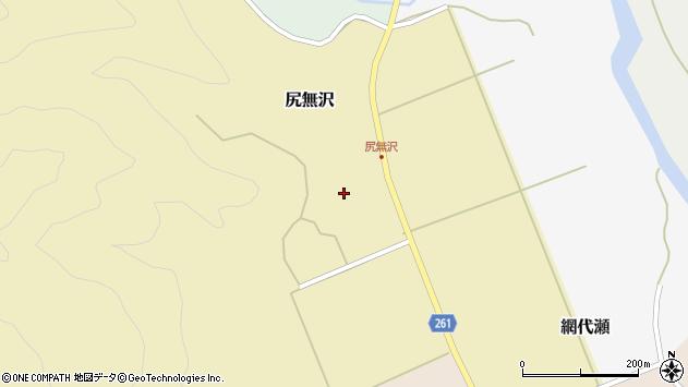 山形県西置賜郡小国町尻無沢304周辺の地図