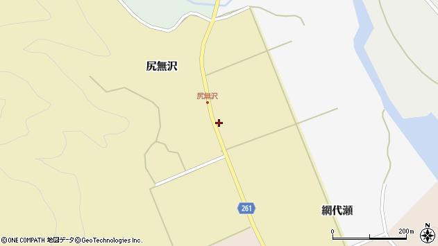 山形県西置賜郡小国町尻無沢267周辺の地図