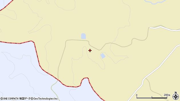 山形県上山市中山5309周辺の地図